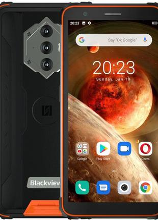 Смартфон Blackview BV6600 4/64Gb NFC Orange
