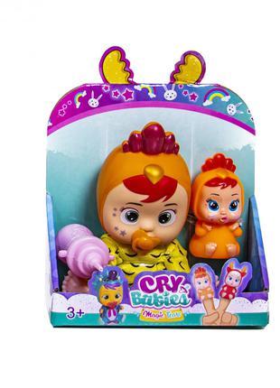Набор маленьких кукол Cry Babies 633, 2 шт. в наборе ( 633-C (...