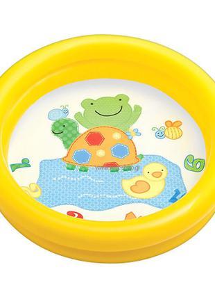 Детский надувной бассейн 59409