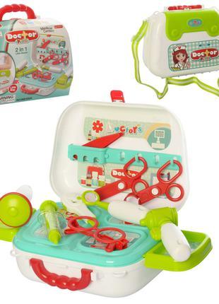 Детский игровой набор Доктора 008-935A в чемодане