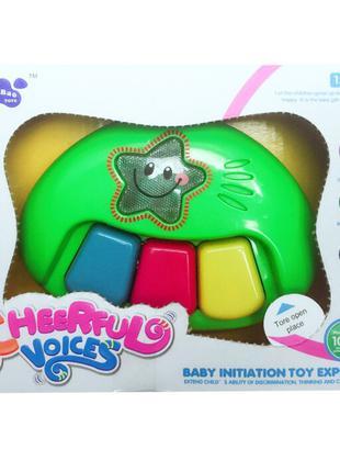 Музыкальная игрушка для малышей 892 на юатарейках