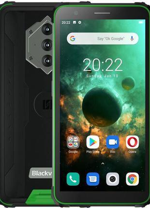Смартфон Blackview BV6600 4/64Gb Green