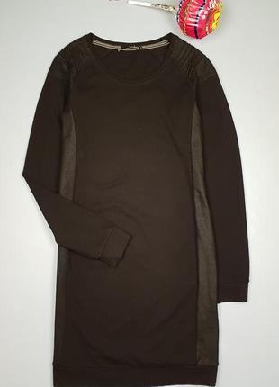 Платье прямое миди supermom