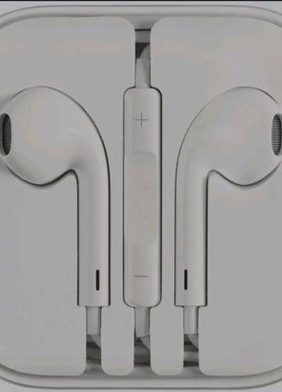 Навушники applе EarPod для iphоne з роз'ємом 3,5 мм