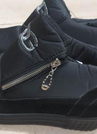 Ботинки качественные удобные на ногу с косточкой можно