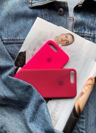 Silicon Case IPhone/чехол на Айфон/от 5s до XsMax