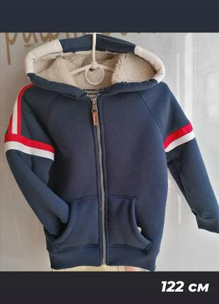 Куртка пайта теплая на мальчика