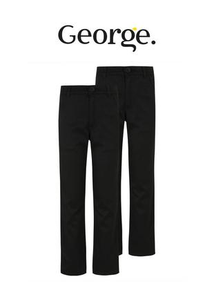 Джинсы, брюки george stretch skinny leg