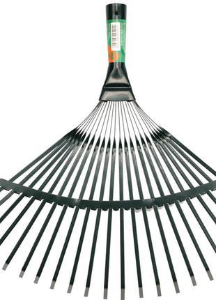 Грабли металлические для уборки листьев 460мм Vorel 99401