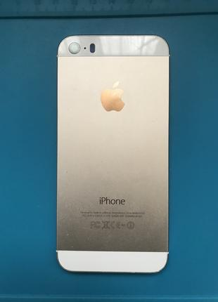 корпус оригинал iphone 5s rose gold