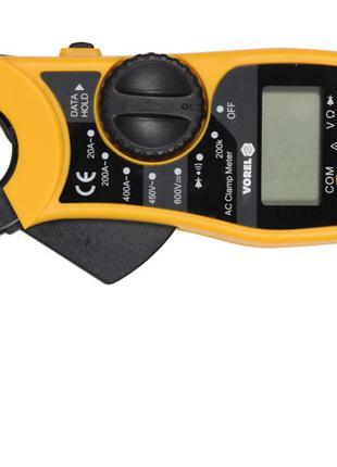Токовые клещи мультиметр с LCD-дисплеем Vorel 81801