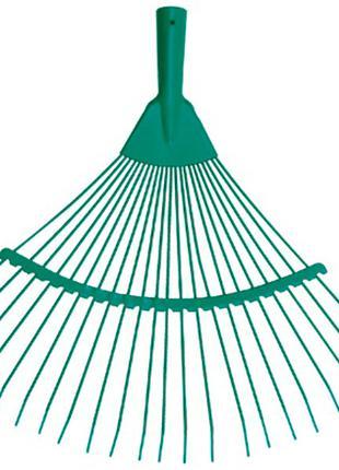Грабли металлические для уборки листьев 430мм Vorel 99390