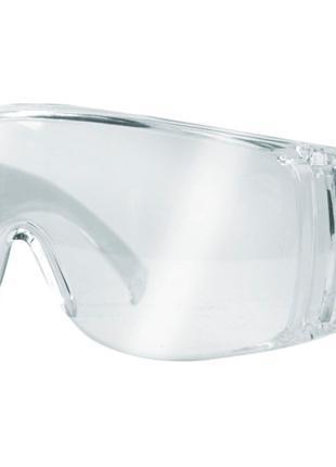 Очки защитные открытые поликарбонатные Vorel 74501