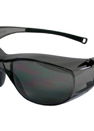 Затемнённые защитные очки Yato YT-73603