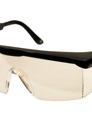 Очки защитные с боковой защитой Vorel 74502
