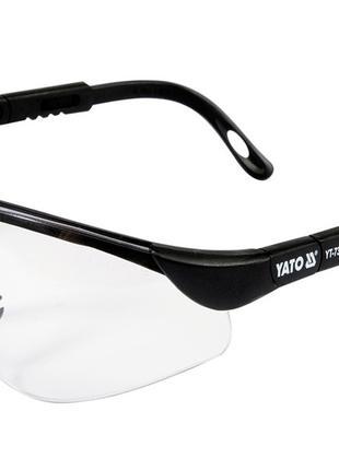 Защитные очки для болгарки Yato YT-7365