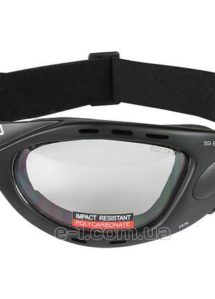 Защитные прозрачные закрытые очки Yato YT-7377