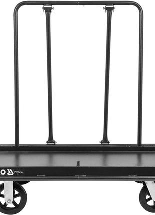 Строительная тележка для перевозки гипсокартонных листов Yato ...