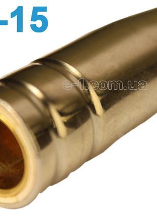 Сопло для горелки полуавтомата MB14, MB15 145.0075 Abicor Binzel