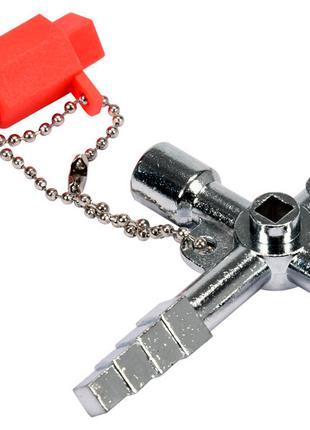 Универсальный ключ для технических замков Yato YT-66700