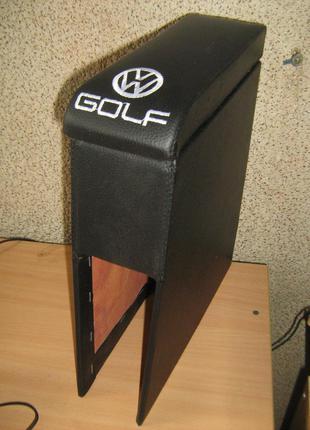 Тюнинг Подлокотник Volkswagen Golf 2 (Фольксваген Гольф 2) Цве...