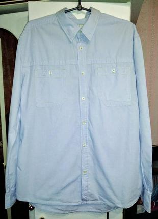 Рубашка tom tailor xl