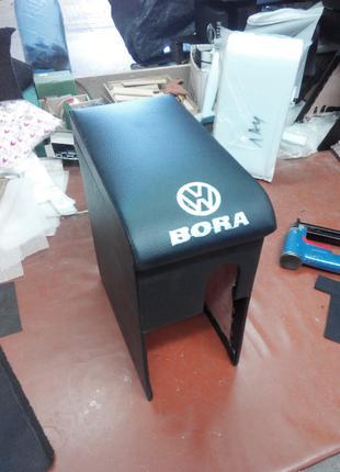 Тюнинг Подлокотник Volkswagen Bora (Фольксваген Бора)