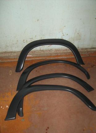 Арки на Ваз 2105 Тюнинг