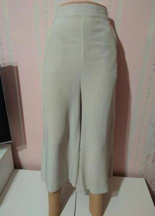 Короткие брюки - юбка lindex m ка