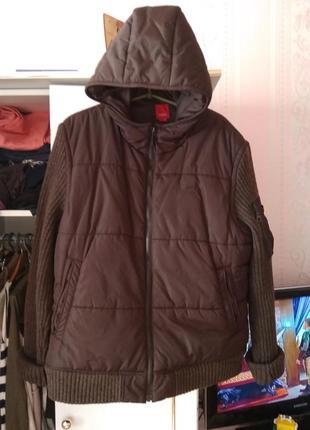 Зимняя куртка  esprit xl - xxl