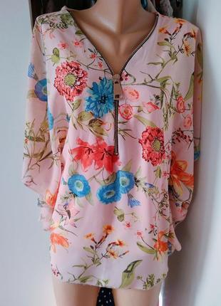 Блуза ( италия ) xs - s