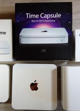 Apple TimeCapsule беспроводной роутер сетевой накопитель A1409 2Т