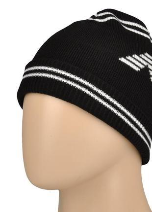 Шапка new balance lifestyle knit beanie