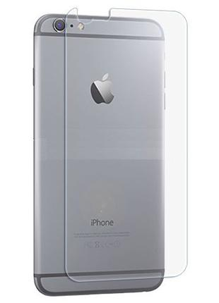 Защитное стекло (заднее) для iPhone 6 Plus / iPhone 6s Plus