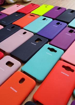 Original Silicone Case Samsung S7 edge