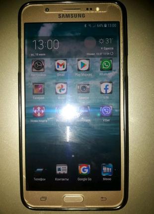 Два! смартфона Samsung J710 (2016, 2 sim)