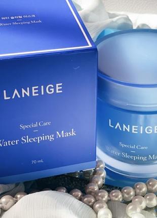 Laneige water sleeping mask! хит корея лучшая ночная маска