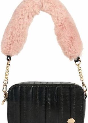 2 цвета PARFOIS оригинал Новая маленькая женская сумка кросс-боди