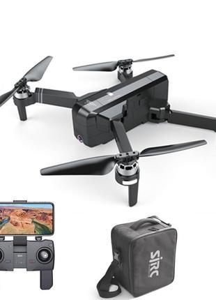 Квадрокоптер, дрон SJRC F11 с HD камерой / GPS / FPV