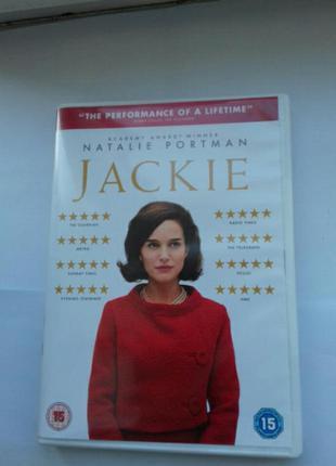 Jackie [dvd]  джеки диск