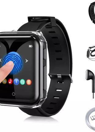 MP3/MP4 плеер часы 16GB Bluetooth + Type-C наушники. Мп3 плеер...