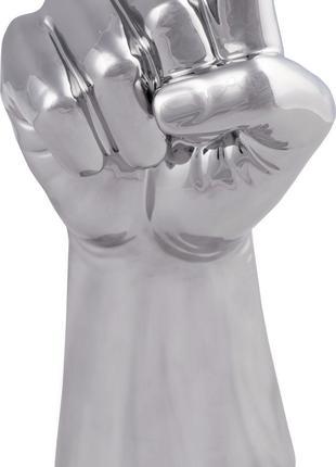 Декоративная статуэтка Kayoom Fist Silver