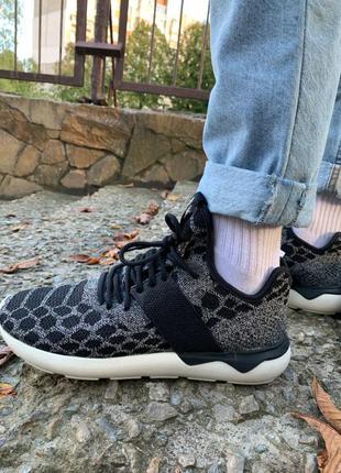 Мужские кроссовки adidas tubular primeknit оригинал