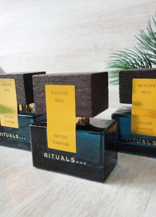 Rituals bleu byzantin парфюм унисекс 10 мл, нидерланды, travel...