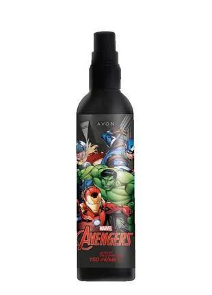 Дитяча туалетна вода AVON Marvel Avengers (150 мл)