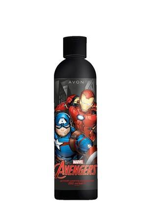 Дитячий шампунь-кондиціонер AVON Marvel Avengers (200 мл)