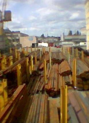 Металлопрокат и стройматериалы со склада в Киеве.