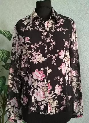 Блуза laura ashley.