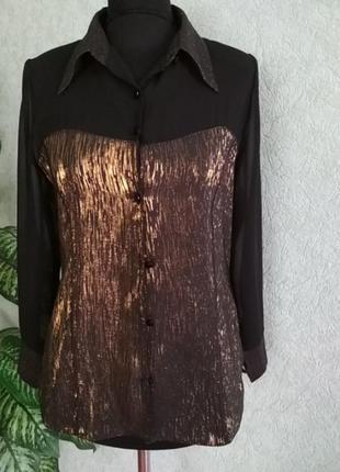 Блуза linea.