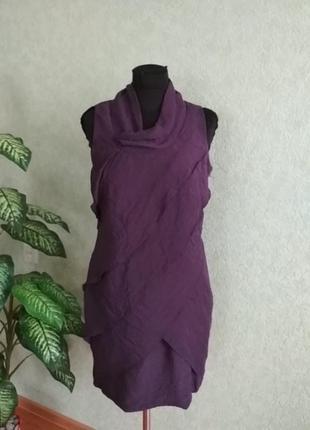 Платье туника сарафан betty jackson.